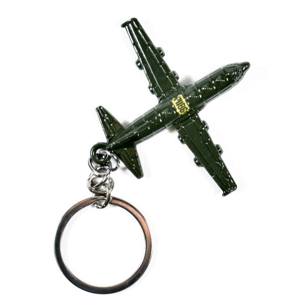 Airplane keychain from PUBG