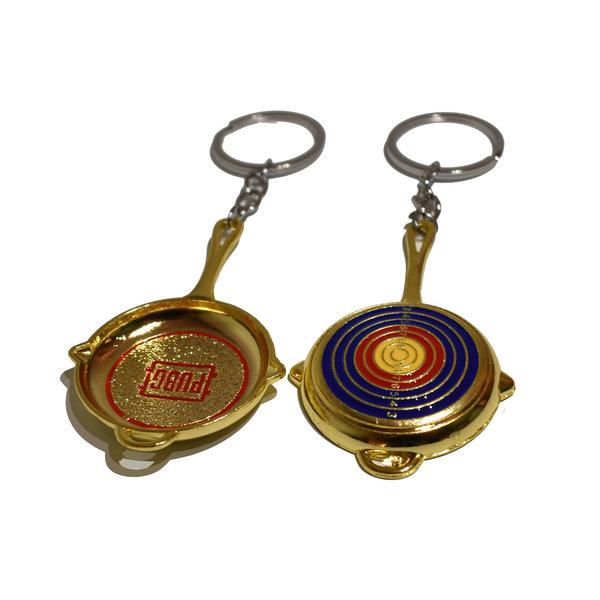 PAN sleutelhanger uit PUBG
