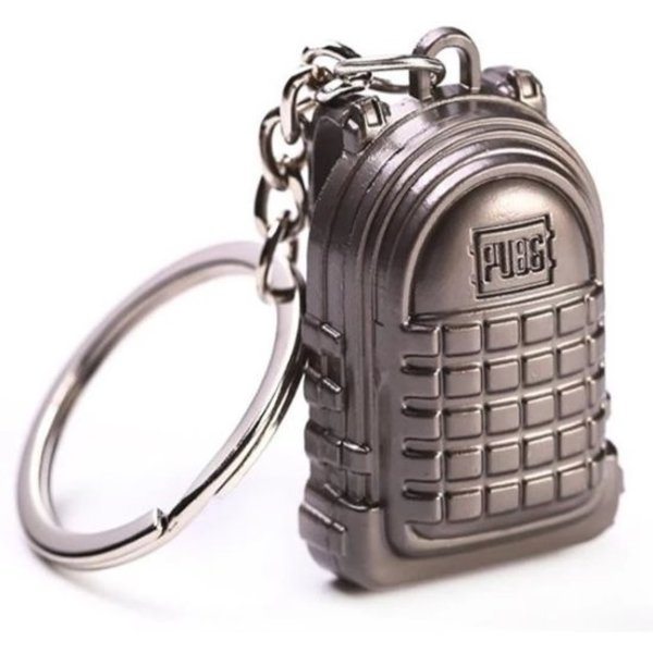 Backpack keychain from PUBG