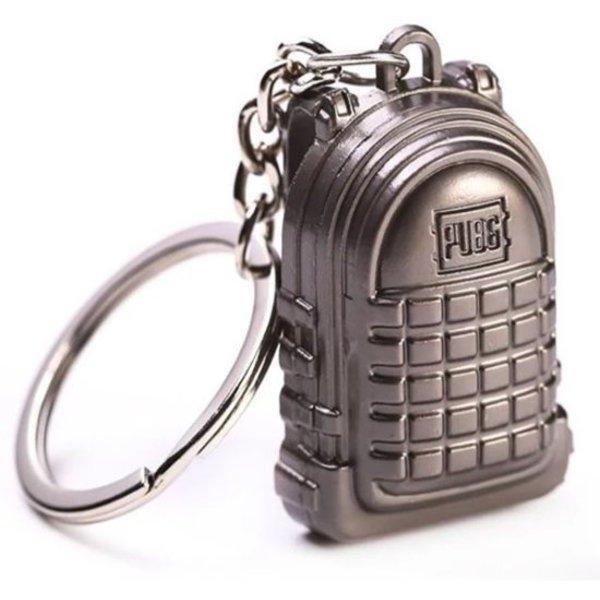 Backpack sleutelhanger uit PUBG