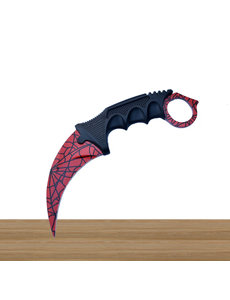 Karambit Crimson web knife