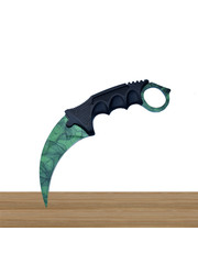 Karambit Emerald knife