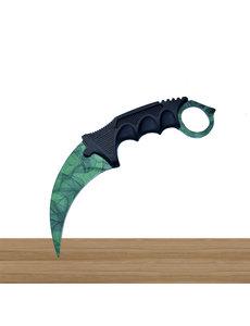 Karambit Emerald knife