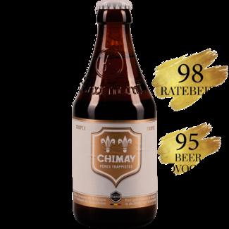 Notre-Dame de Scourmont / Belgien, Chimay Chimay Triple - 4er 0.33 l