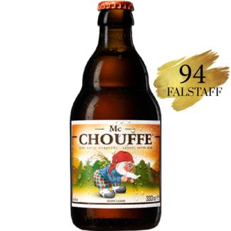 Brasserie d'Achouffe / Belgien, Houffalize Mc Chouffe Dark Ale - 24er 0.33 l
