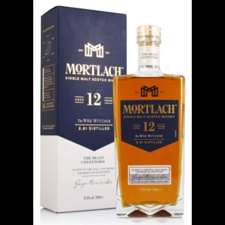 Mortlach / Schottland, Speyside Mortlach 12 YO Single Malt Whisky in Geschenksbox 0.7 l