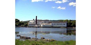 Lagavulin Distillery / Schottland, Islay, Lagavulin