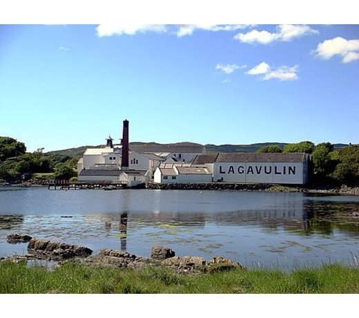 Lagavulin Distillery / Schottland, Islay