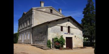 Château du Domaine L'Eglise / Frankreich, Pomerol