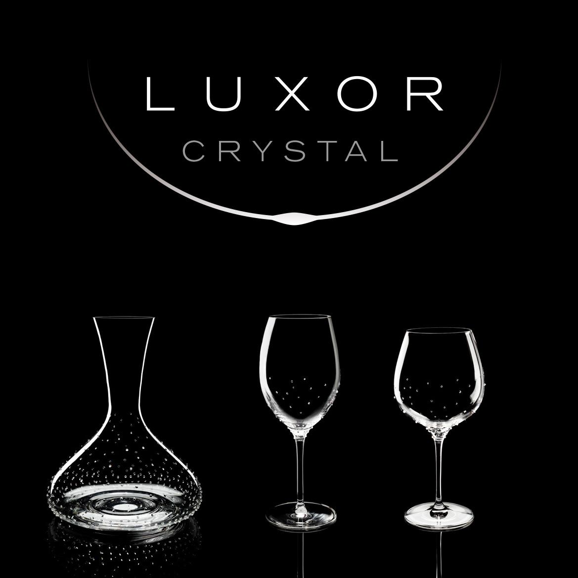 Luxor Crystal Österreich, Mils Weinglas CABERNET BLANC (2 Stück)