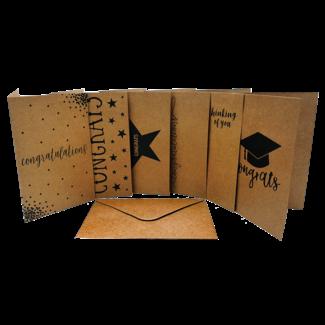 """Mehrere Produzenten / Pakete & Sets Glückwunschkarte - """"Congratulation"""""""