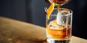 Rum Fashioned