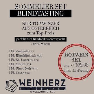 Mehrere Produzenten / Pakete & Sets Sommeliertraining #1 (Rotwein)