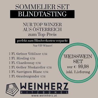 Mehrere Produzenten / Pakete & Sets Sommeliertraining #3 (Weisswein)