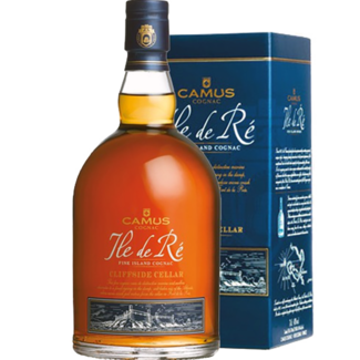 Camus / Frankreich, Cognac Ile de Ré  Cognac Cliffside Cellar GB 0.7 l 40% vol