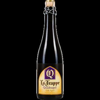 La Trappe / Niederlande, Berkel-Enschot La Trappe Quadrupel Oak Aged - 12er 0.375 l
