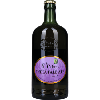 St. Peter's Brewery / England, Bungay India Pale Ale - 12er 0.50 l