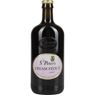 St. Peter's Brewery / England, Bungay Cream Stout - 12er 0.50 l