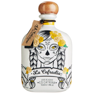 La Cofradia / Mexico La Cofradia Edition Catrina Anejo Tequila 0.7 l 38% vol