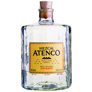 Atenco / Mexico, San Juan del Rio Atenco Mezcal Espadin 0.7 l