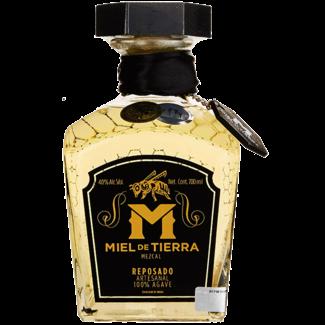 Miel de Tierra/ Mexiko Miel de Tierra Mezcal Reposado 0.7 l 40% vol