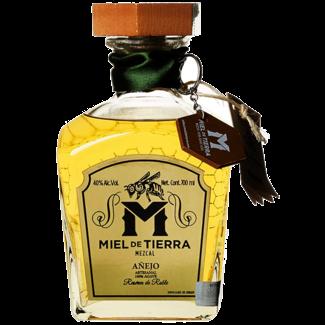Miel de Tierra/ Mexiko Miel de Tierra Mezcal Anejo 0.7 l 40% vol