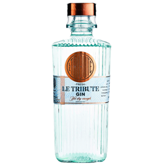 Le Tribute / Spanien, Vilanova Le Tribute Gin 0.7 l 43% vol