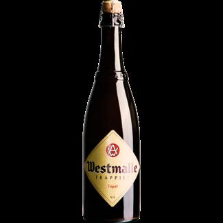 Trappistenabtei Westmalle / Belgien, Malle Westmalle Tripel - 0.75 l