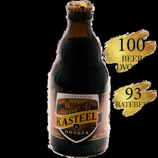 Brasserie Van Honsebrouck / Belgien, Emelgem Kasteel Donker - 4er 0.33 l
