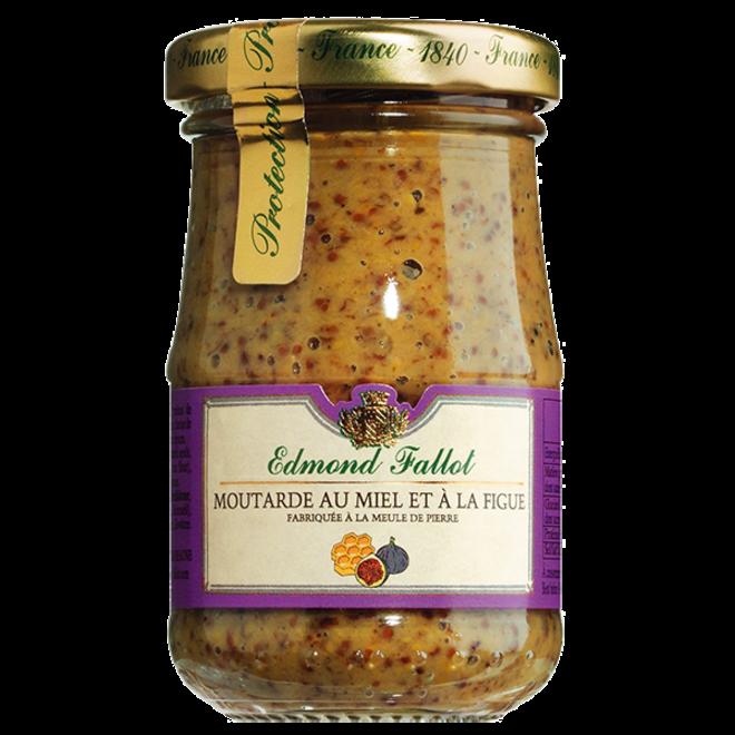 Moutarde au Miel et à la Figue (100g)