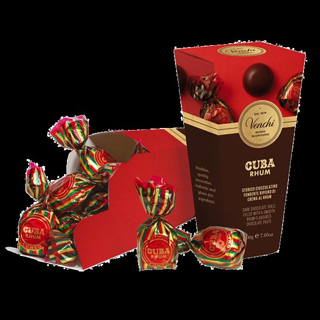 Cuba Rhum Geschenkbox (200g)