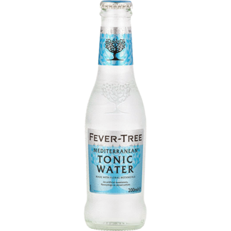 Fever-Tree / England, London Mediterranean Tonic  Water 4er 0.2 l