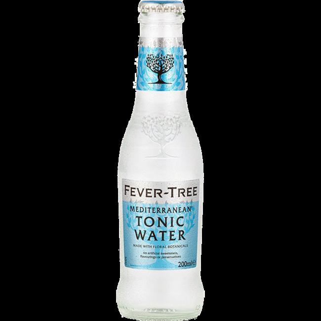 Fever-Tree / England, London Mediterranean Tonic  Water 24er 0.2 l