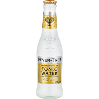 Fever-Tree / England, London Indian Tonic Water 24er 0.2 l