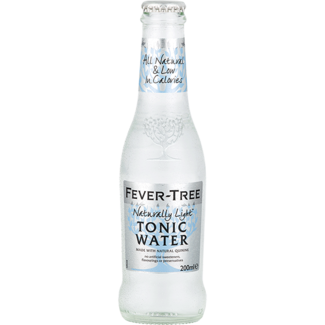 Fever-Tree / England, London Naturally Light Tonic Water 4er 0.2 l