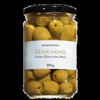 Primopasto / Italien, Venetien Olive Verdi Snocciolate (300g)