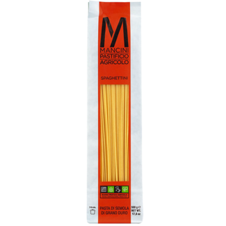 Mancini / Italien, Marken Spaghettini (500g)