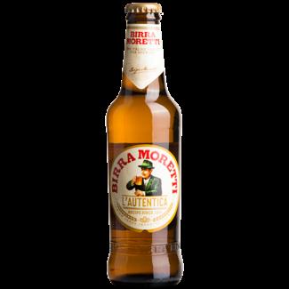 Birra Moretti - Moretti-Brauerei / Italien, Udine Birra Moretti - 24er 0.33 l