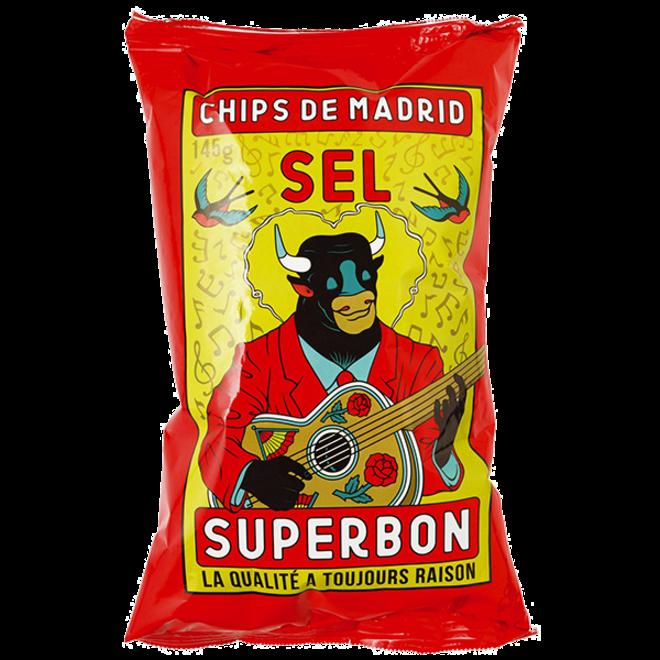 Chips Sel (145g)