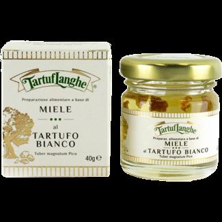 TartufLanghe / Italien, Piemont Akazienhonig mit weißem Trüffel (40g)