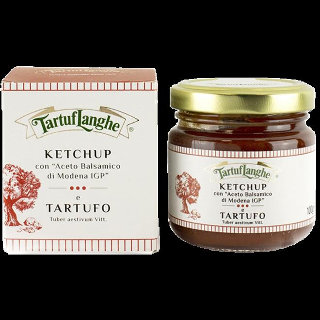 Ketchup mit Balsamico und schwarzem Trüffel (100g)