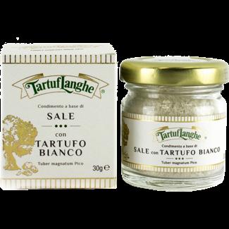 TartufLanghe / Italien, Piemont Guérande Salz mit weißem Trüffel (30g)