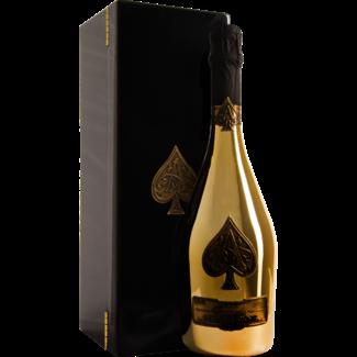 Champagne Cattier / Champagne, Reims Armand de Brignac Brut Gold 0.75 l