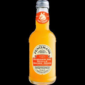 Fentimans Ltd / England, Hexham Orange-Mandarine Lemonade 4er 0.275 l