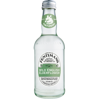 Fentimans Ltd / England, Hexham Wild English Elderflower 12er 0.275 l