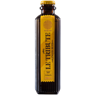 Le Tribute / Spanien, Vilanova Ginger Beer 24er 0.2 l