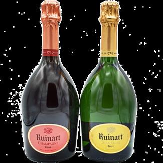 "Mehrere Produzenten / Pakete & Sets ""Das Champagner Duo"" Ruinart - Paket"