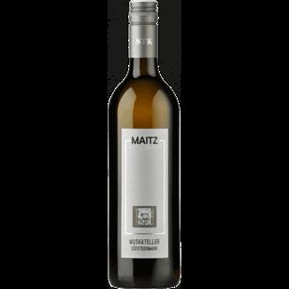 Maitz / Südsteiermark, Ratsch Gelber Muskateller Südsteiermark DAC 2019 0.75 l