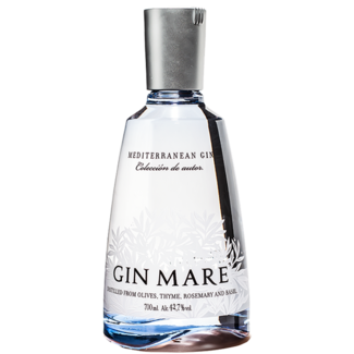 Gin Mare / Spanien, Barcelona Gin Mare Mediterranean 0.7 l 42.7% vol