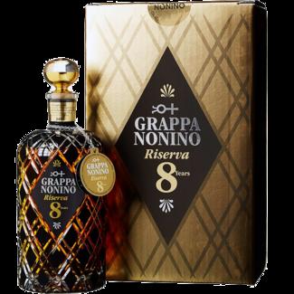 Nonino  /Italien, Venetien  Grappa Nonino Riserva 8 Years GP 0.7 l 43% vol
